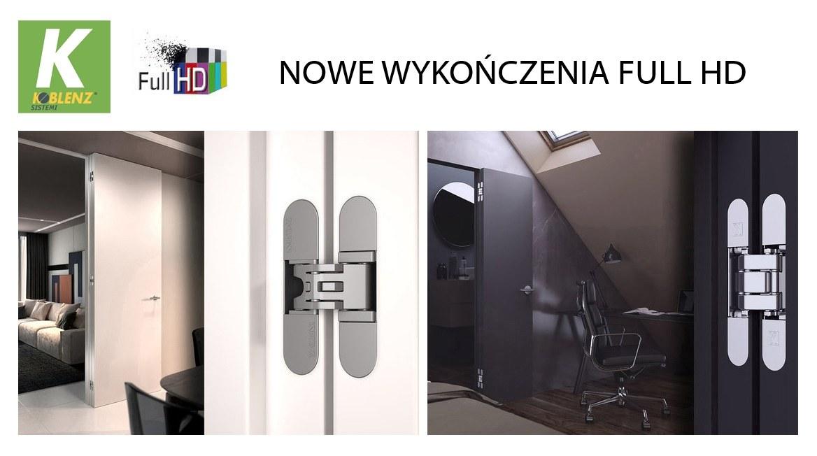 Zawiasy wpuszczane do drzwi Kubica K6200 i Atomika Karakter| NOVET.EU