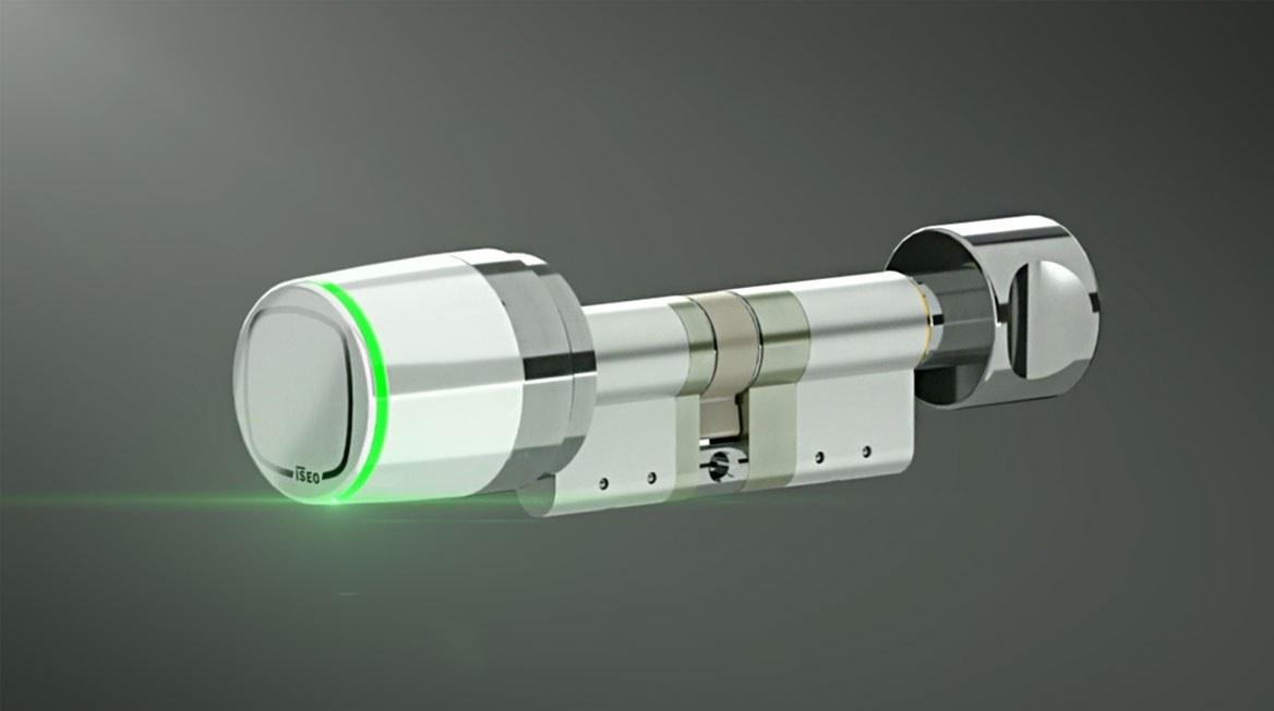 Libra LE60 - Modułowa wkładka elektroniczna od ISEO