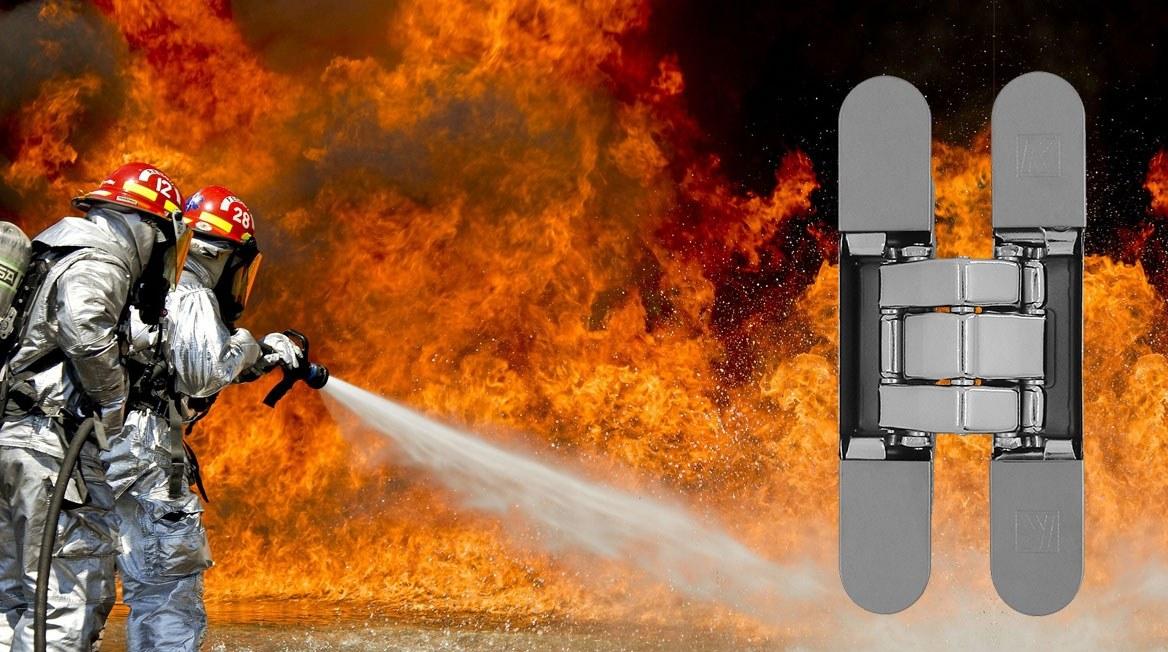 Zawiasy wpuszczane do drzwi Atomika Karakter przebadane na 60 minut odporności ogniowej   NOVET.EU